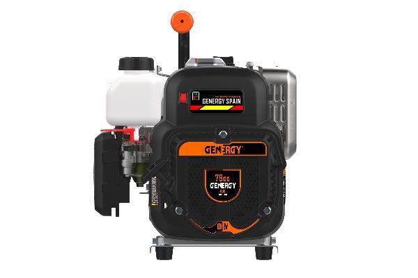 Cidacos III Gasoline Motor Pump