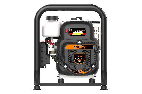 Turia Gasoline Water Pump