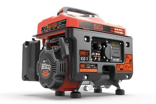 Isasa 1000W Portable Generator