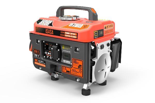 Isasa 1000W Electric Gasoline Generator