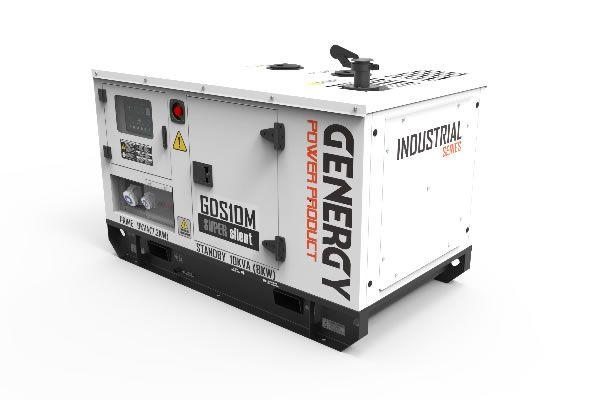 GDS10M Diesel Generator