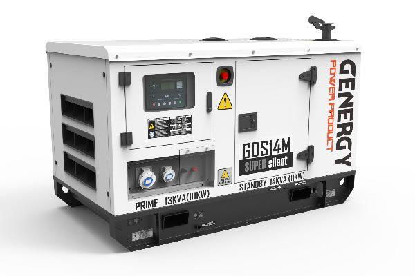 GDS14M Diesel Generator