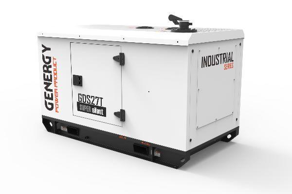 GDS27T Diesel Generator