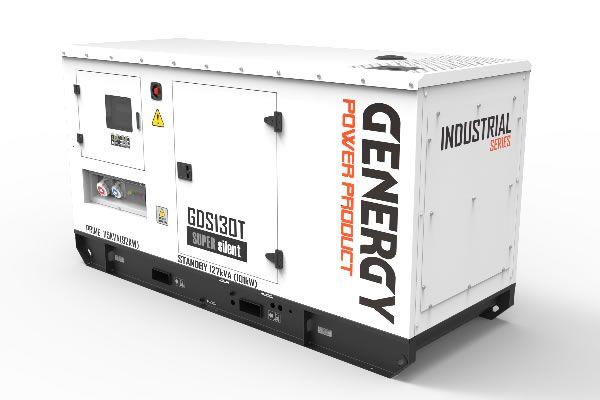 GDS130T Diesel Generator