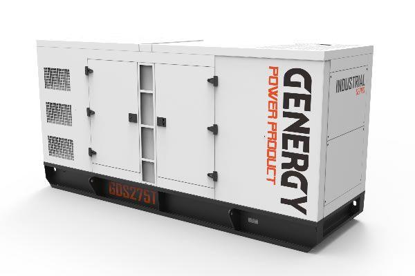 GDS275T Diesel Generator