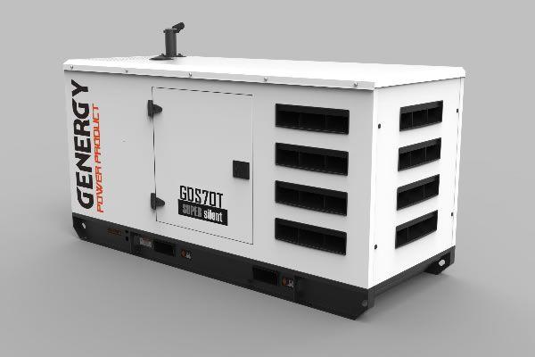 GDS70T Diesel Generator
