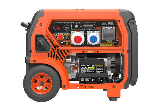 Three Phase Generator Formigal-S 7000W