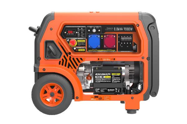 Three Phase Generator Formigal 7000W