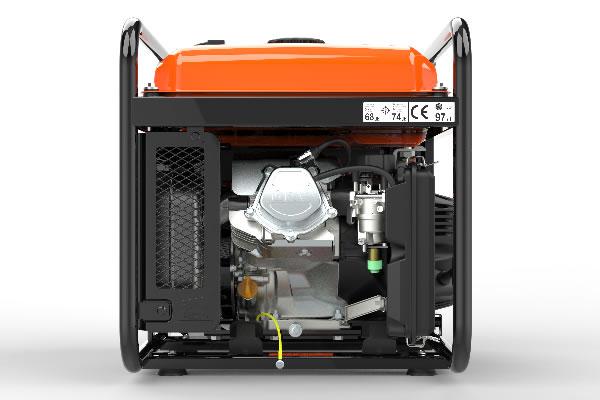 Creta-SOL 7500W Electric Generator