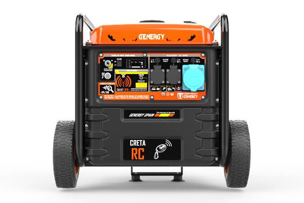 Creta-RC 7500W Electric Generator