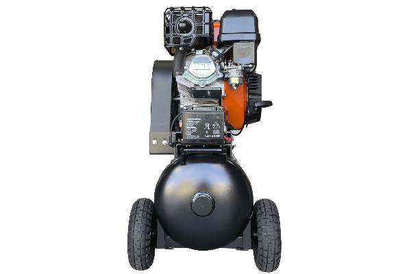Mistral Gasoline Compressor
