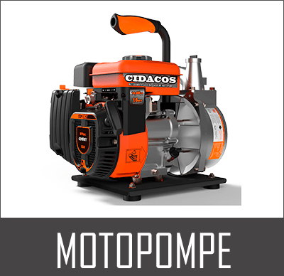 Motopompe