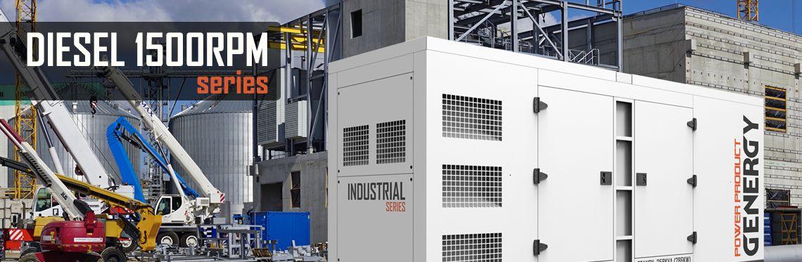 Generateur diesel