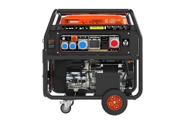 Générateur Triphasé Portable Izoard-S 15KW