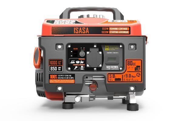 Générateur Électrique Essence Isasa 1000W