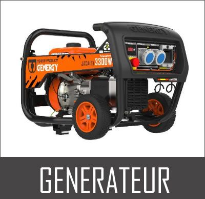 Generateur Electrique Genergy