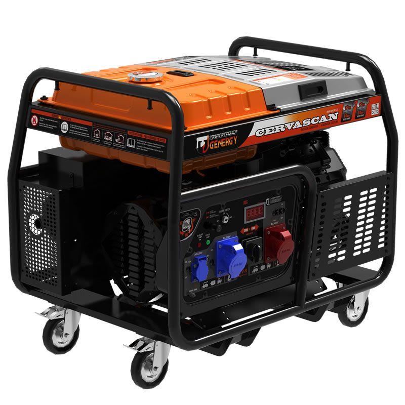 Generador Electrico Cervascan