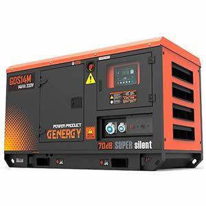 Generador GDS14M