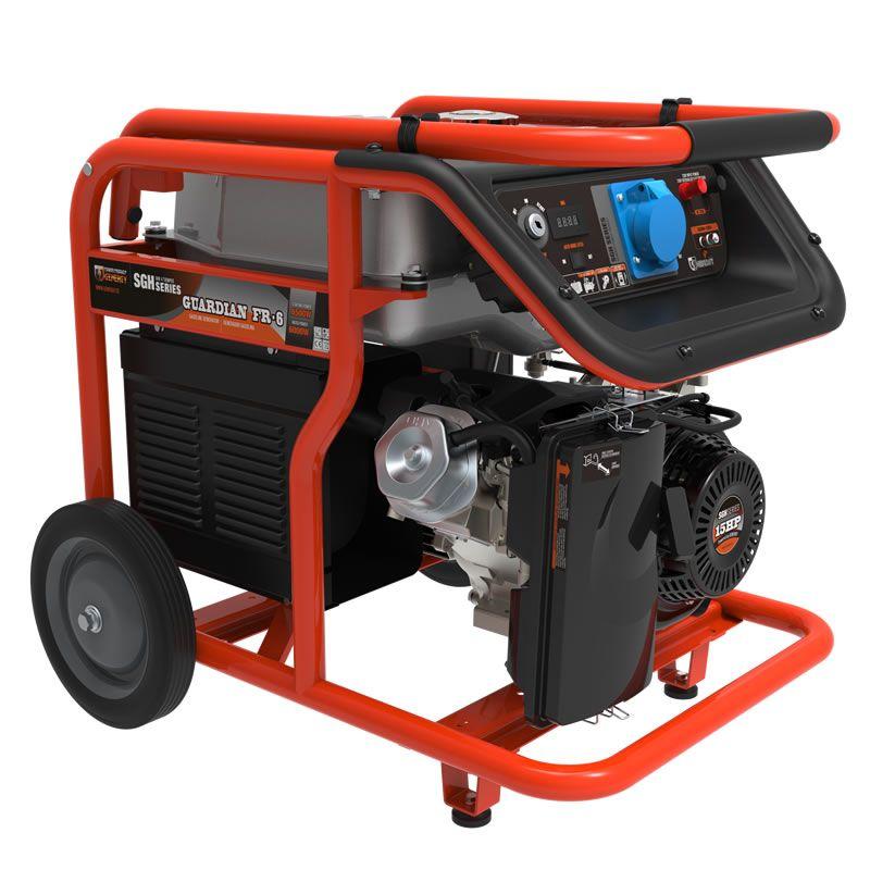 Generador Arranque Automatico Guardian FR6