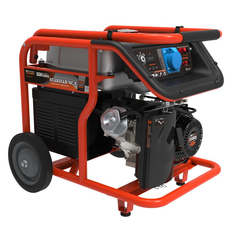 Generador Arranque Automatico Guardian SC6