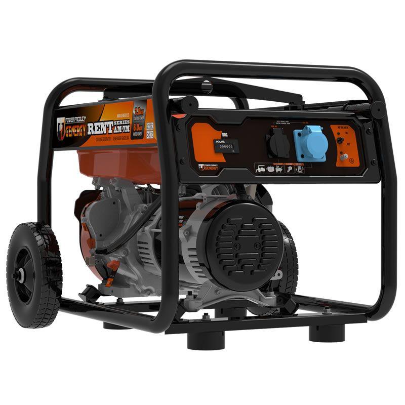Generador Rent AM7M