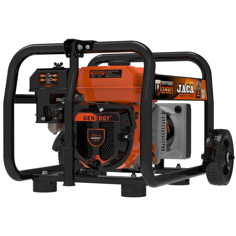 Generador Jaca