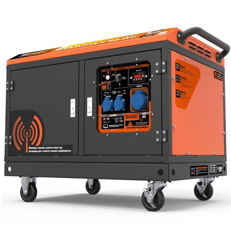 Generador Guardian S6 RC