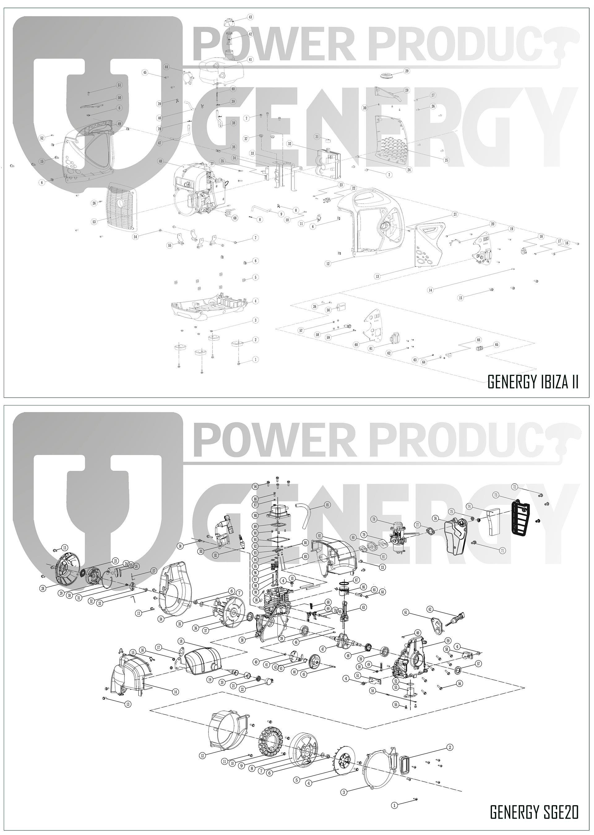 Explosion Generador Ibiza II