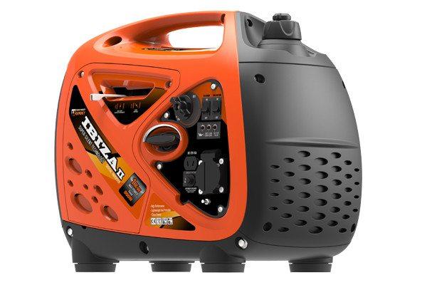 Generador Ibiza II