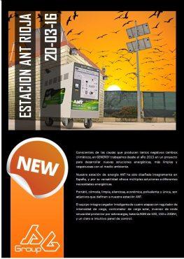 Estación de Energía ANT Rioja