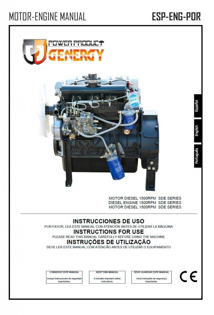 Grupo Electrógeno GDS90T