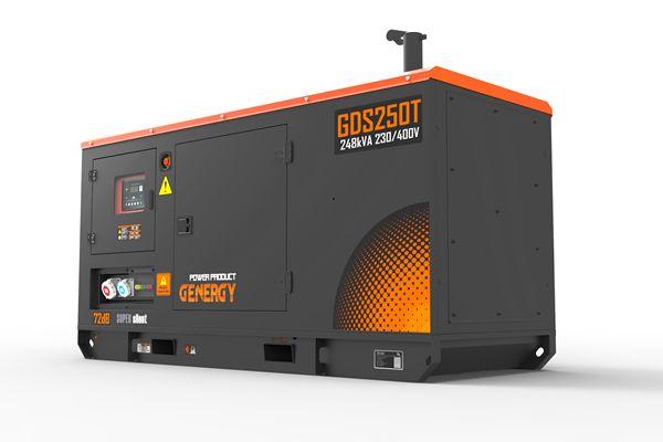 Generador Diesel GDS250T (2)