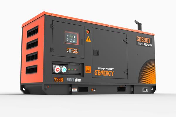 Generador Diesel GDS90T