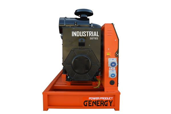 Generador Diesel Abierto Monofasico GD14M