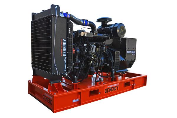 Generador diesel GD150T 3