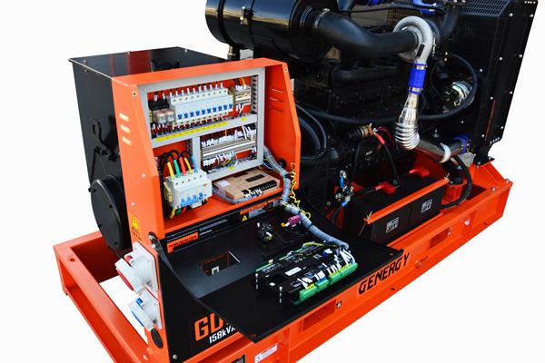 Generador diesel GD150T 5