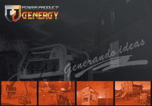 Catalogo Generadores Genergy