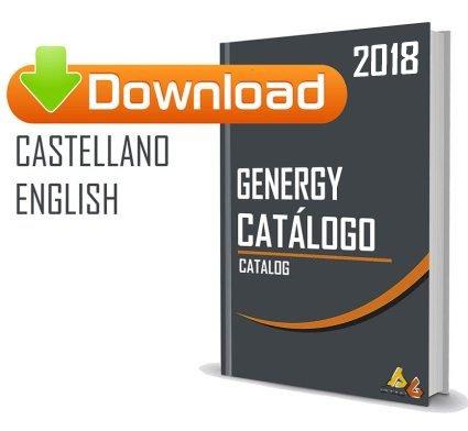 Catalogo Generadores 2018