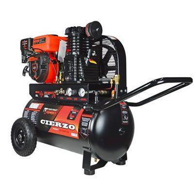 Cierzo Gasoline Compressor