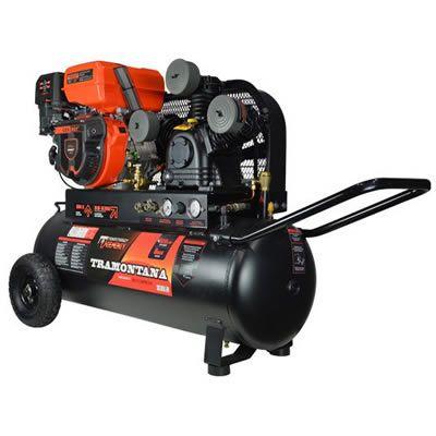 Tramontana Gasoline Compressor