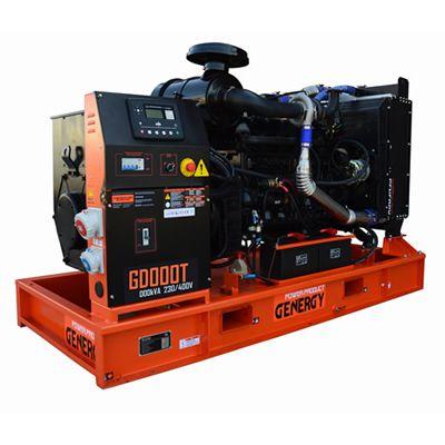 Generador Diesel Abierto GD20T
