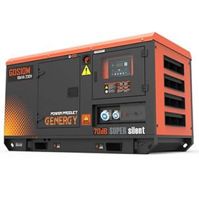 Generador Diesel GDS10M