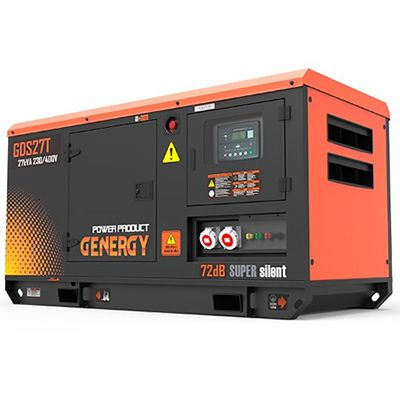 Generador Diesel GDS27T