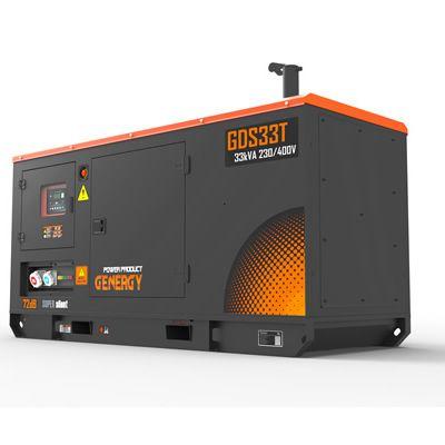 Generador Diesel GDS33T