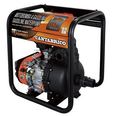 Cantabrico Chemical Water Pump