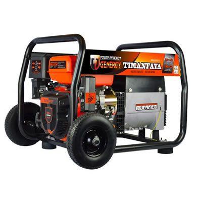 Timanfaya Welder Generator
