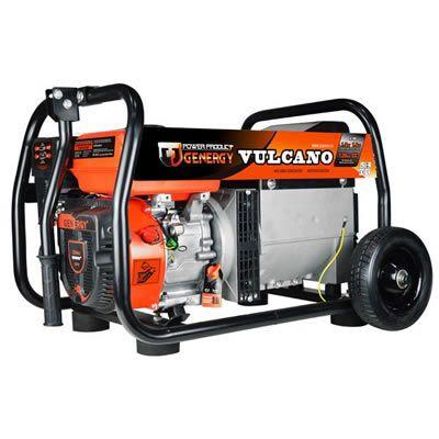 Vulcano Welder Generator