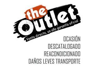 Outlet Generadores