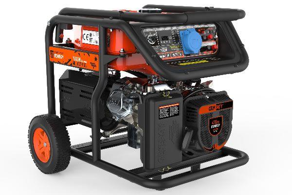 Generador Automático Mulhacén SOL 7000W
