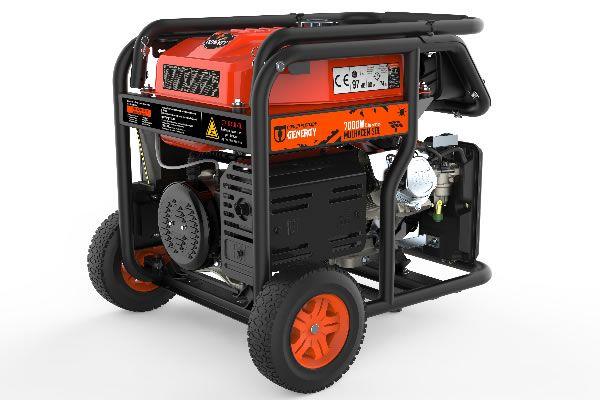 Generador Arranque Automático Mulhacén SOL 7000W